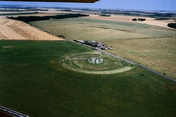 Arredores de Stonehenge