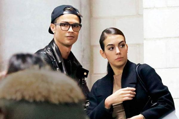 Georgina Rodríguez namorada de Cristiano Ronaldo