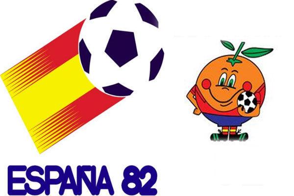 Naranjito, Espanha, 1982
