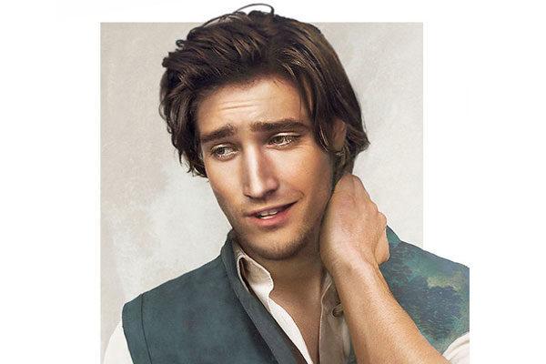 Piloto Flynn de Rapunzel
