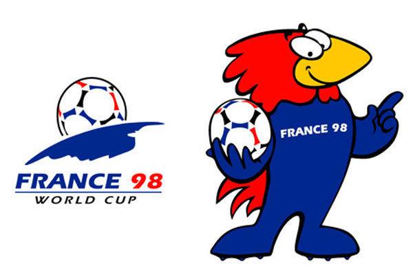 Footix, França, 1998